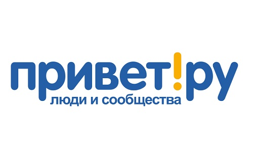 """Социальная сеть """"Привет.ру"""""""